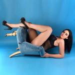 Juliya Volljähriges Escort Girl in Berlin vielseitig im Bett von Massage bis AV